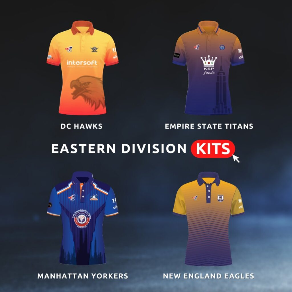 Eastern Division Kits