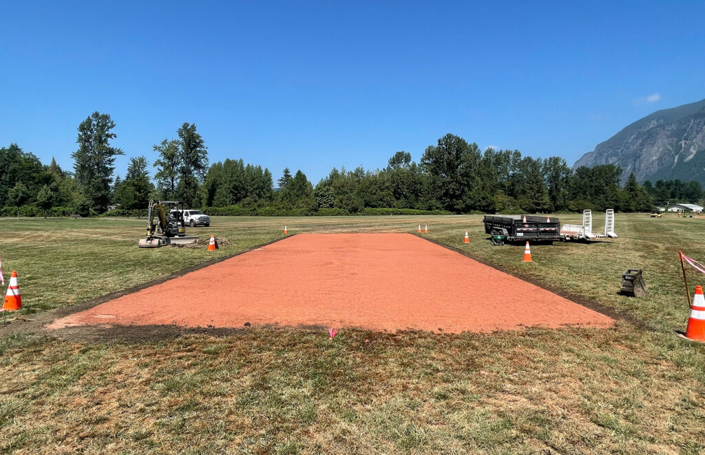 Seattle Clay Wicket